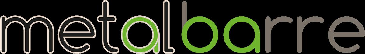 Metal Barre Retina Logo